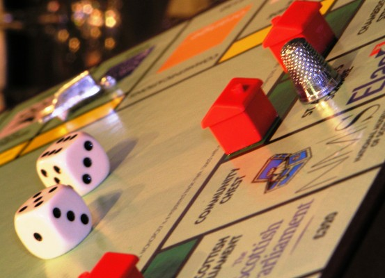 team building, evenings, monopolise
