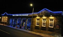 venues, edinburgh, corn exchange