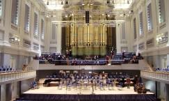 venues, birmingham, town hall