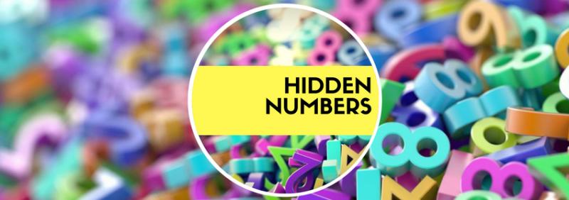 Team building hidden numbers