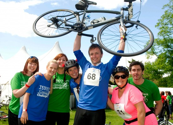Tesco Bank, Charity Challenges, Challenge Events