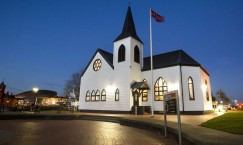 venues, cardiff, norwegian church
